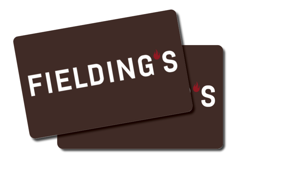 Fielding's Gift Cards